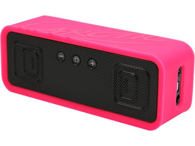 Arctic Cooling S113BT Portable Bluetooth Speaker - Pink