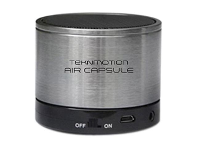 TekNMotion TM-AIRC Air Capsule Portable Rechargeable Bluetooth Speaker