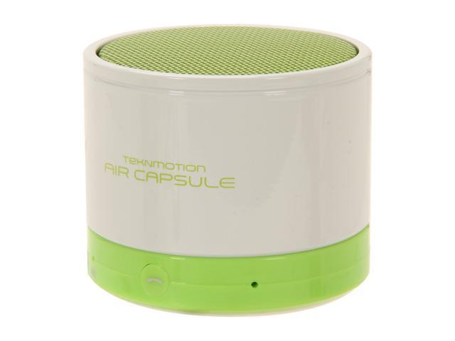 TekNMotion TM-AIRCG Air Capsule Portable Rechargeable Bluetooth Speaker