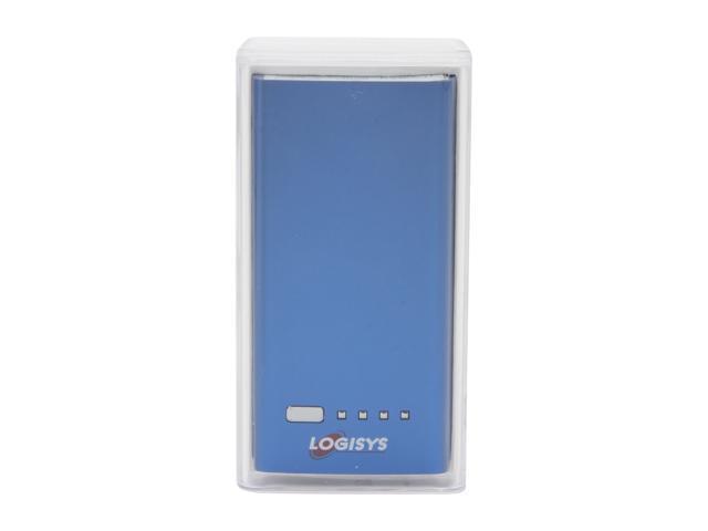 Logisys Blue 4400 mAh Portable Charger CG4400BL