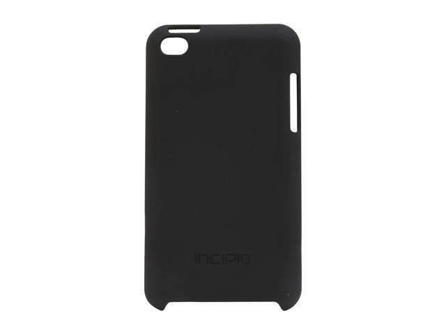 Incipio Feather Black Hard Shell Case For iPod touch 4G IP-909