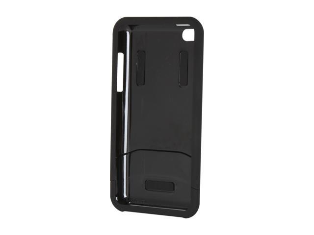 Incipio EDGE Hard Shell Slider Case for iPod touch 4G(Matte Black) IP-919