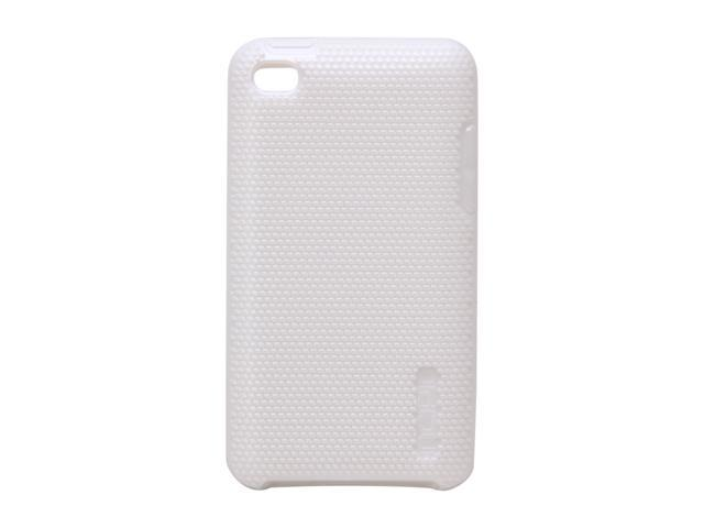 Incipio Pearl White iPod Touch 4G Microtexture Silicone Case (Pearl White) IP-939