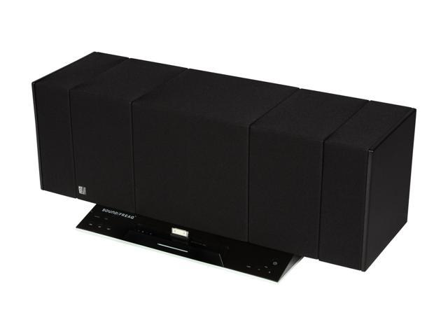 SoundFreaq SFQ-03 Sound Stack Speaker Dock for iPhone, iPod, iPad, & Other Bluetooth Devices