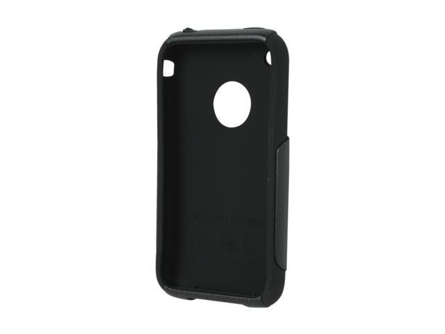 OtterBox Commuter Black Case For iPhone 3G / 3GS APL4-IPH3G-20-C5OTR
