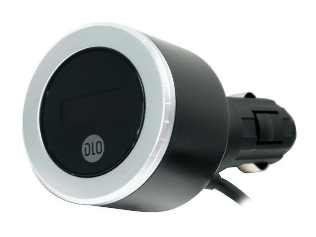 PHILIPS - DLO TransDock Micro FM Transmitter for Microsoft Zune