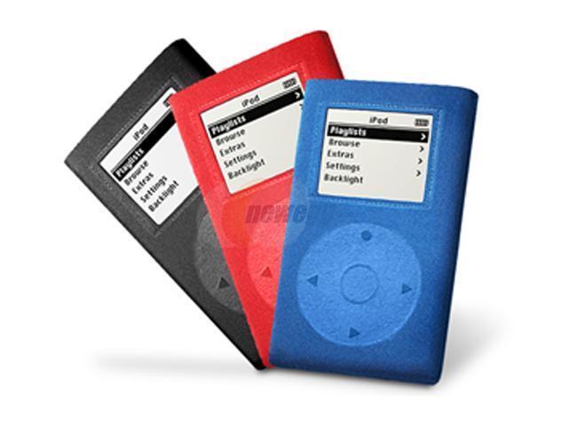 Kensington 3-Pack Microfiber Sleeves for 20/30 GB iPod Model 33230