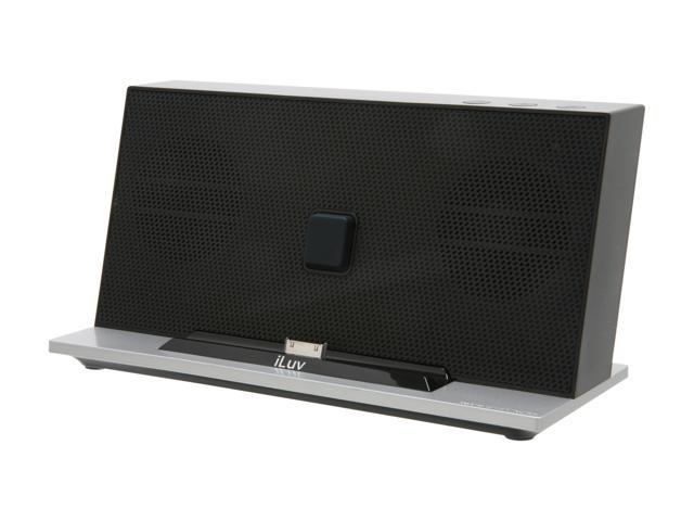 iMM288BLK Stereo Speaker Dock for iPhone, iPod and iPad