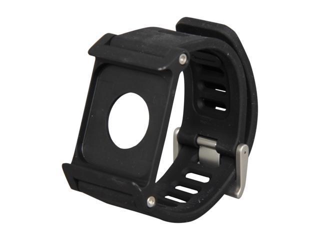 LunaTik Black TikTok Watch Wrist Strap for iPod Nano 6G TTBLK-001
