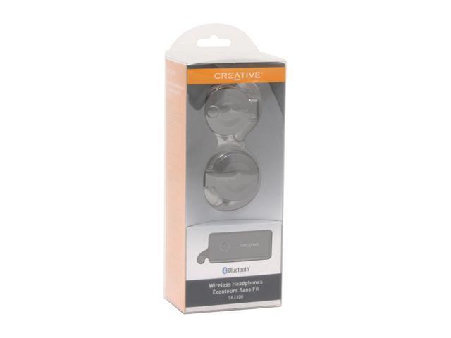 Creative SE2300 3.5mm Connector Supra-aural Headphone
