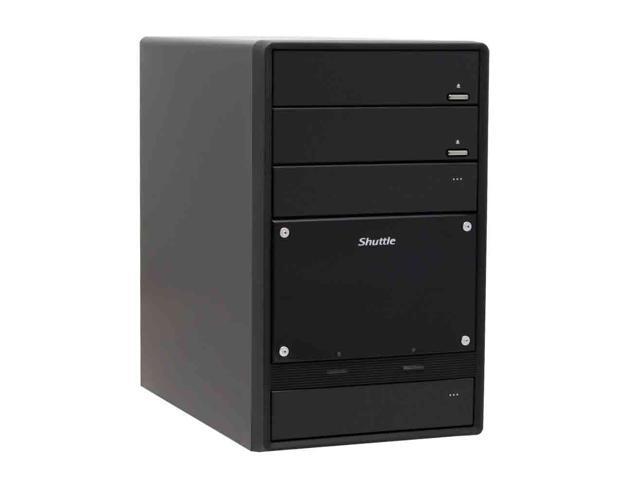 Shuttle XPC SS31T Intel Pentium D/Pentium 4/CeleronD Intel Socket T(LGA775) SiS 662 SiS Mirage 2 NanoBTX Form Factor Barebone