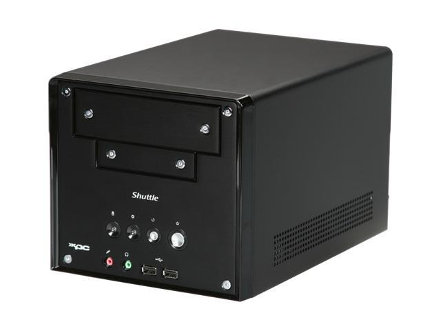 Shuttle SA76G2 AMD Phenom II / Phenom / Athlon 64 X2 / Athlon 64 AMD 760G ATI Radeon 3000 Barebone