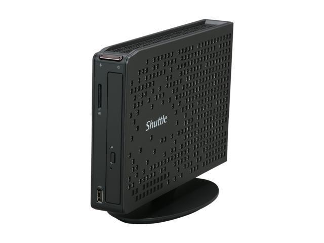 Shuttle XS35GT-804 Intel Atom D510 (1.66GHz, dual-core) Intel NM10 Next-generation NVIDIA ION graphics 1 x HDMI Barebone