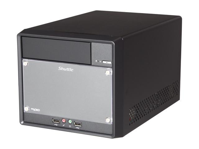 Shuttle SH61R4 Intel Core i7 / i5 / i3 / Pentium / Celeron (LGA1155) Intel Socket H2(LGA1155) Intel H61 Intel HD Graphics 2000/3000 integrated in the processor Barebone