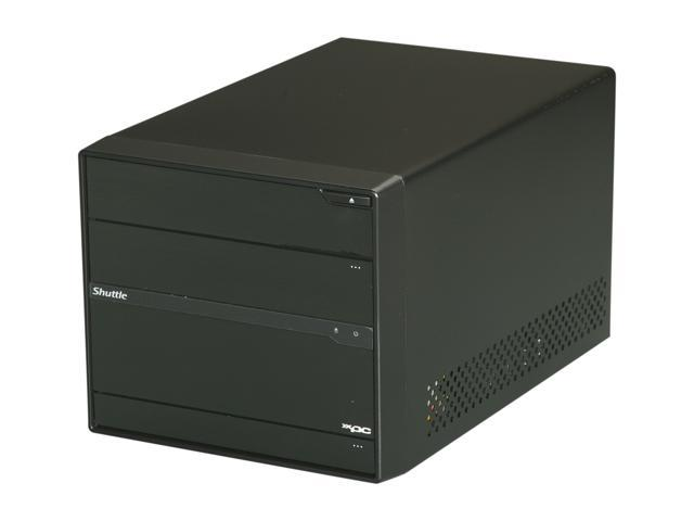 Shuttle SZ77R5 Intel Core i7 / i5 / i3 (LGA1155) Intel Z77 Integrated in CPU 1 x HDMI Barebone
