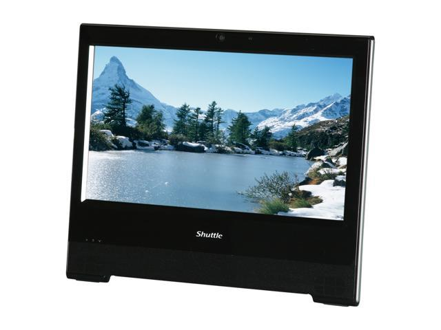 Shuttle X50V3 (BLACK) Intel Atom D2700 (2.13GHz, dual core) Intel NM10 Intel GMA 3650 1 x HDMI All-in-one PC for Unconventional Applications