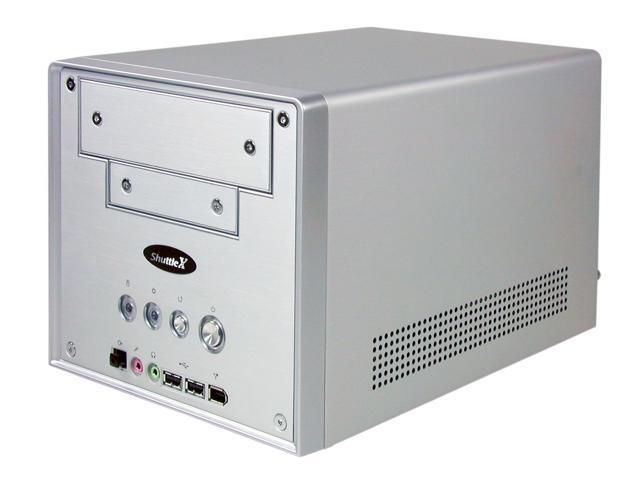 Shuttle XPC Barebone System SN41G2 AMD Athlon XP / Athlon / Sempron / Duron AMD Socket A(462) NVIDIA nForce2 IGP GeForce 4 MX GFX Barebone
