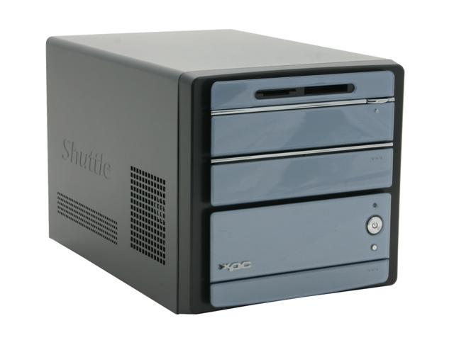 Shuttle SN25P AMD Athlon 64 FX / Athlon 64 / Sempron AMD Socket 939 NVIDIA nForce4 Ultra none Barebone