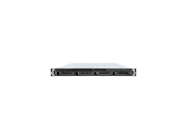 Intel R1304SP4SHOC 1U Rackmount Server Barebone LGA 1356 Intel C602 DDR3/LV DDR3 ECC UDIMM 1066/1333, RDIMM/LV RDIMM 1066/1333/1600 (no LRDIMM, QRDIMM)