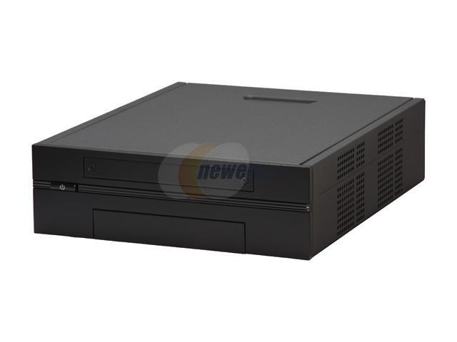 Jetway HBJC202C62K-B AMD Socket AM2 NVIDIA GeForce 8200 Black Mini / Booksize Barebone System