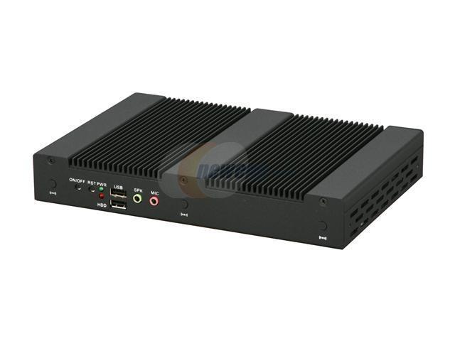 Jetway HBJC350F32-B Intel 945GSE Mini / Booksize Barebone System