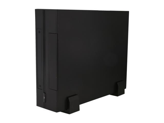 Jetway HBJC200C9K-2500 Intel NM10 Black Mini / Booksize Barebone System