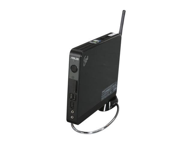 ASUS EB1012-B0010 EeeBox Desktop PC - Intel Atom N330 Dual Core 1.6GHz, No Memory, No HDD, Nvidia ION NV9400, HDMI, 5-in-1 Card Reader, No O/S