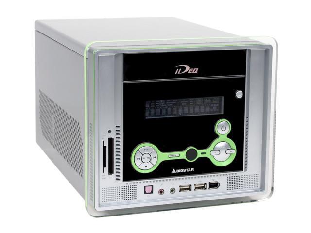 BIOSTAR iDEQ 300G MCE-I Intel Socket T(LGA775) Media Center