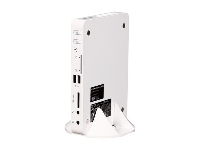 Foxconn NetBox-nT410 NT-410-A-W-A-NA White Mini / Booksize Barebone System