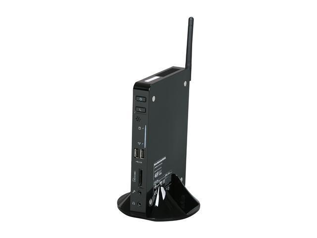 Foxconn NetBox-nT525 nt525-0H0W-B-A-NA-BOX Black Mini / Booksize Barebone System