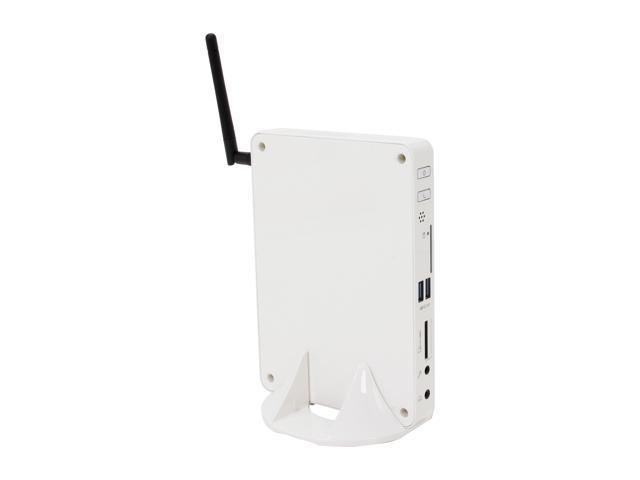 Foxconn nt-A3500-0h0WWAEQB AMD A45 (Hudson D1) White Mini / Booksize Barebone System