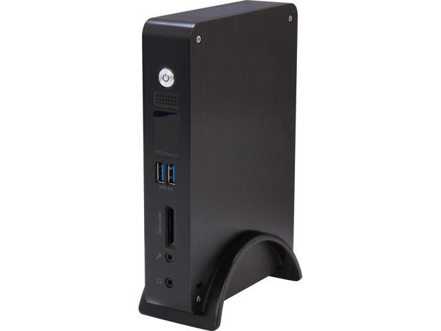 Foxconn AT-5250 Intel NM10 Black Mini / Booksize Barebone System