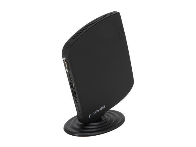 SAPPHIRE 4H000-04-42G Black EDGE HD3 MINI PC