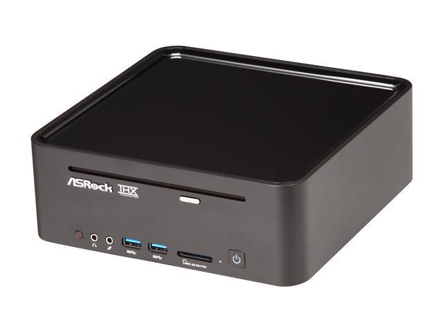ASRock Vision 3D 137B Intel Core i3-370M Mobile Processor Intel HM55 NVIDIA GeForce GT 425M 1 x HDMI Barebone