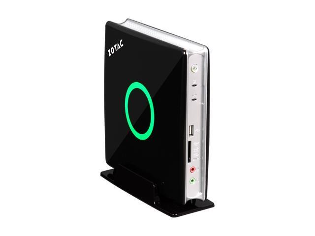 Zotac ZBOX-HD-AD01 AMD Athlon Neo X2 L325 (1.5 GHz, dual-core) AMD 780E ATI Radeon HD 3200 Mini / Booksize Barebone System