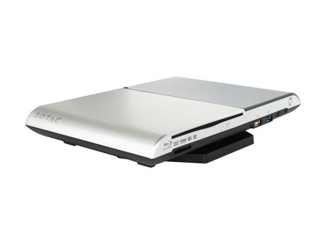 Zotac ZBOXHD-ID34BR Intel Atom D525 Dual-Core NVIDIA ION2 w/2GB RAM, 250G HDD Blu-ray Mini-PC