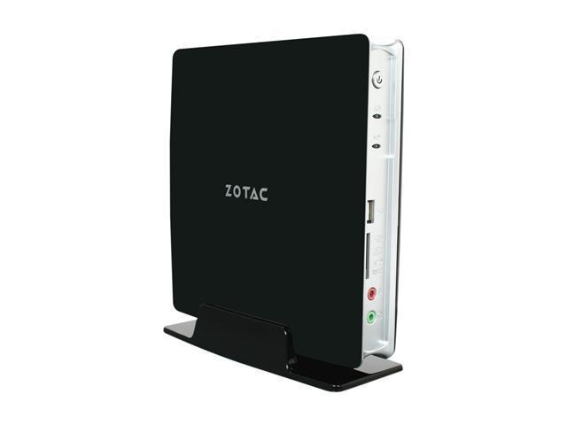 Zotac ZBOXHD-ID40-U Intel NM10 Black Mini / Booksize Barebone System