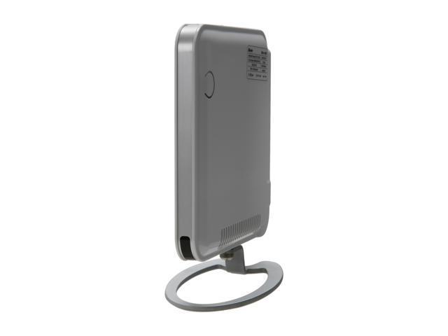 Giada Slim Series Slim-I30-D2WW White 2GB RAM, 320G HD Nettop PC