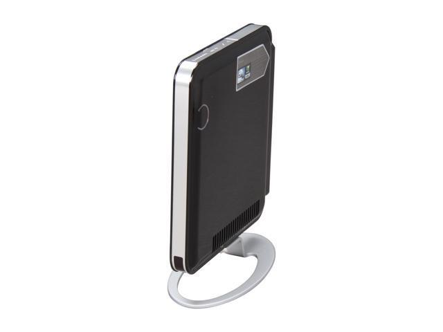 Giada Slim Series N20-B2231 Black 2GB RAM, 320G HD Nettop PC