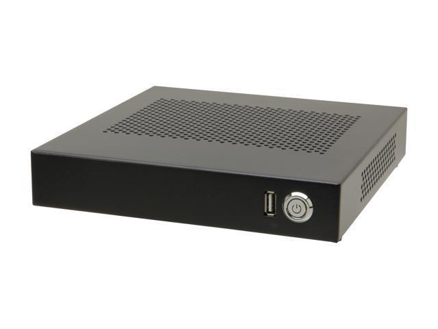 OEM Production 10A2-0 Intel NM10 Black Mini / Booksize Barebone System