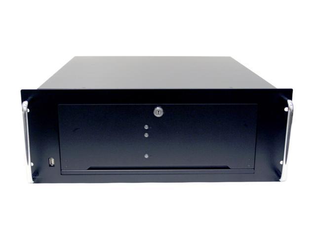 iStarUSA E-Storm E-4000 Black Steel 4U Rackmount Rackmount Case