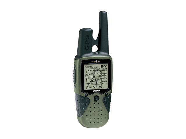 "GARMIN 2.0"" GPS Receiver Integrated FRS/GMRS 2-Way Radio"
