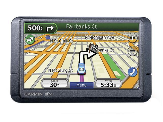 "GARMIN 4.3"" GPS with FM Live traffic"
