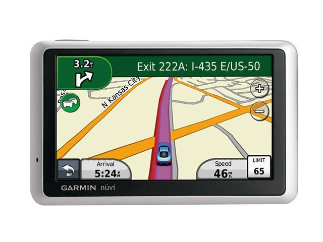 "GARMIN 4.3"" GPS Navigation with FM Live traffic"