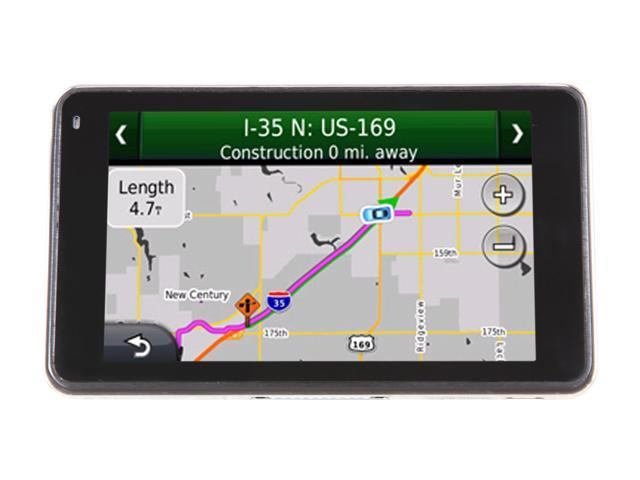 "GARMIN 4.3"" GPS Navigation with Voice Activated"