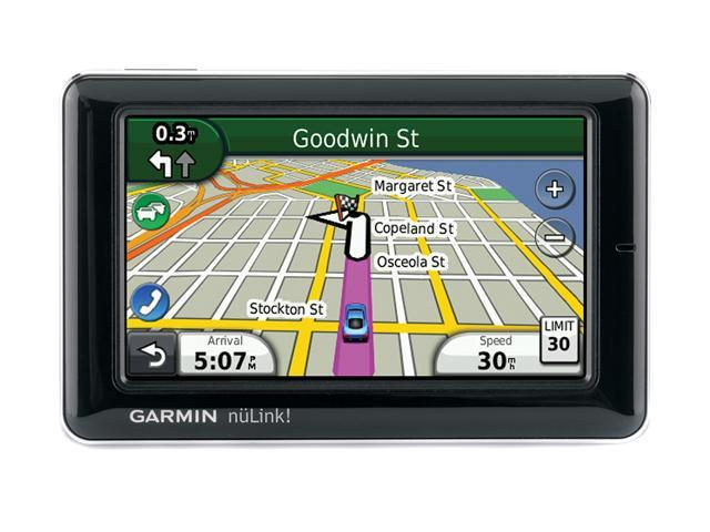 "GARMIN 5.0"" GPS Navigator with 1-Year Free nüLink! Subscription"