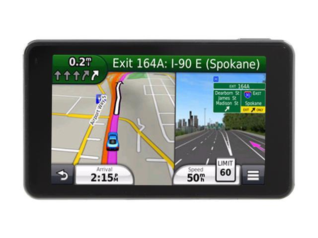 "GARMIN 4.3"" GPS Navigation with Lifetime Map Updates"