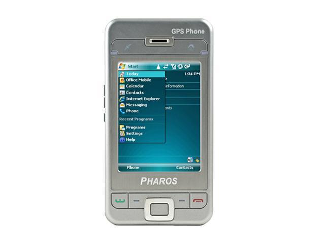 PHAROS PTL600E 128MB ROM, 64MB SD RAM Unlocked GPS Phone