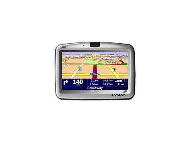 "TomTom 4.0"" TomTom GO 510 GPS Vehicle Navigator"