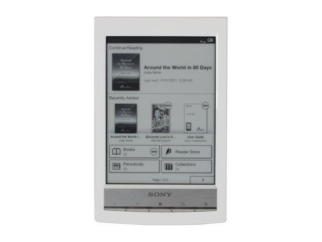 Sony PRS-T1 6